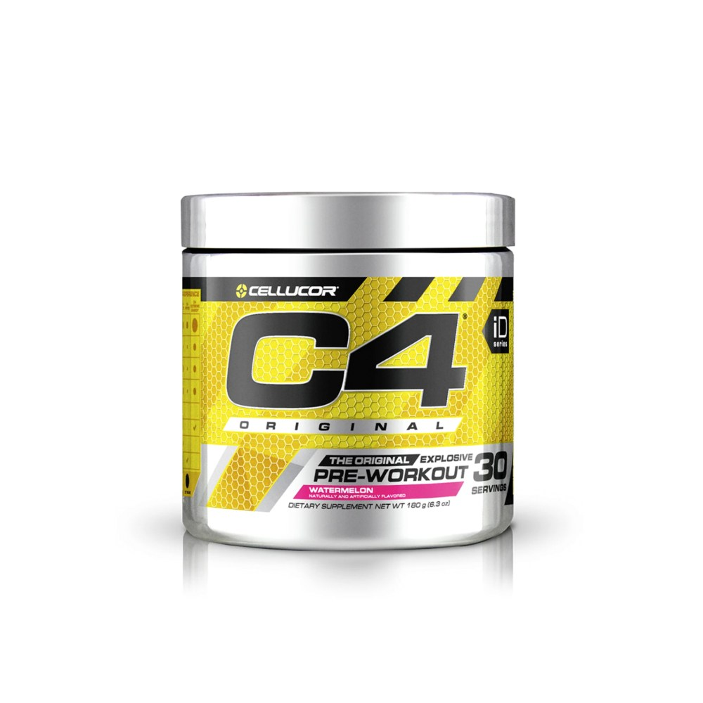 Cellucor C4 Original Pre-Workout WATERMELON 30 Servings - Nutrition Depot Philippines