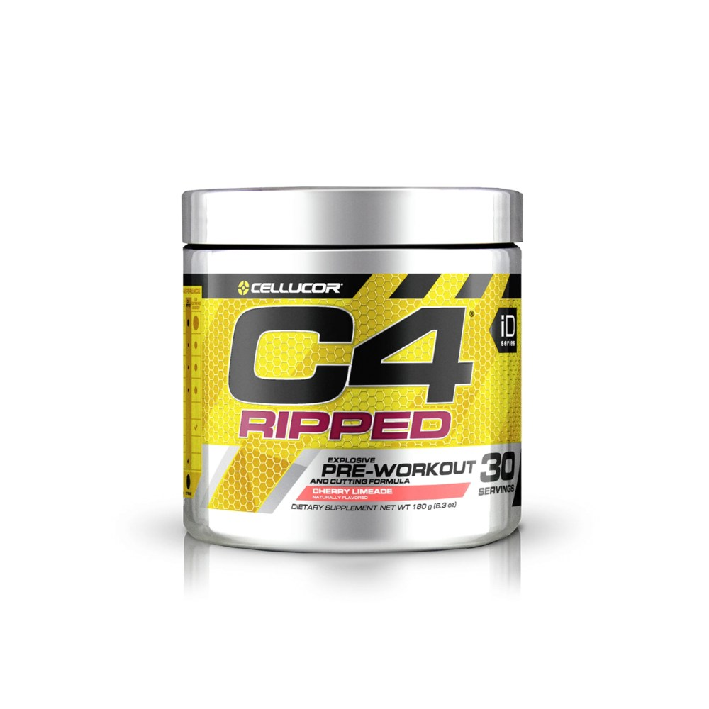 Cellucor C4 Ripped Pre-Workout CHERRY LIMEADE 30 Servings - Nutrition Depot Philippines