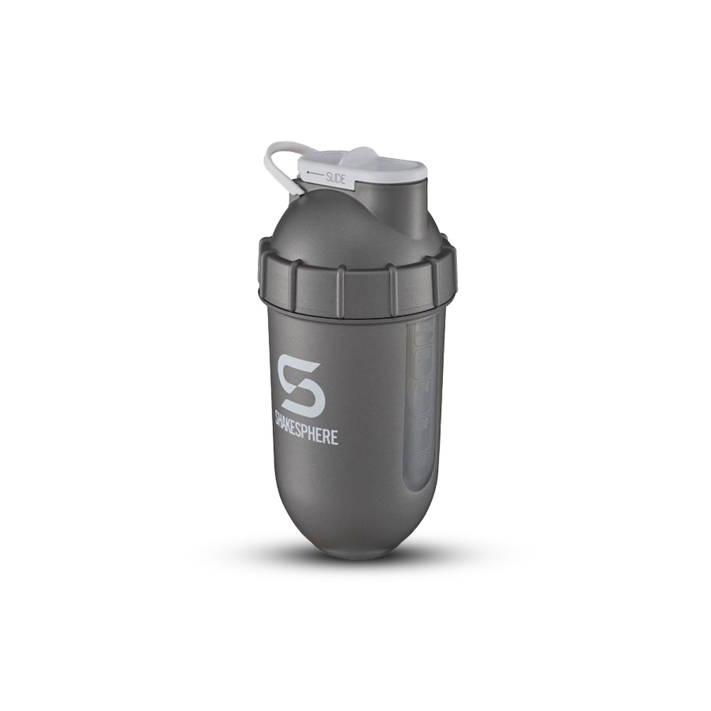 Shakesphere Tumbler View Gun Metal - Nutrition Depot Philippines