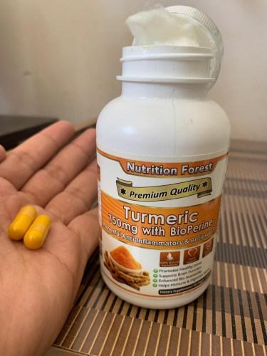 Turmeric Curcumin photo review