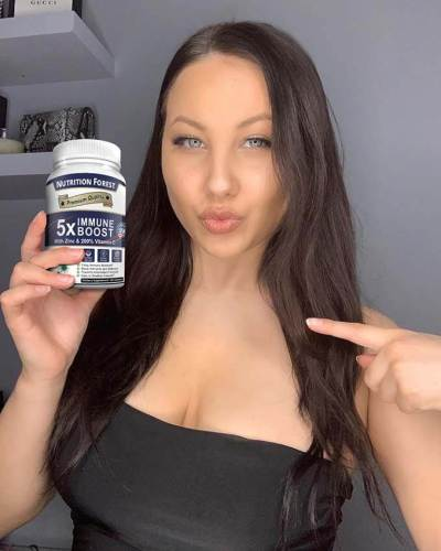 5x Immune Boost photo review