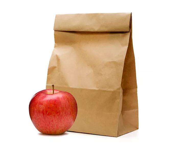 Single Lunch Bag