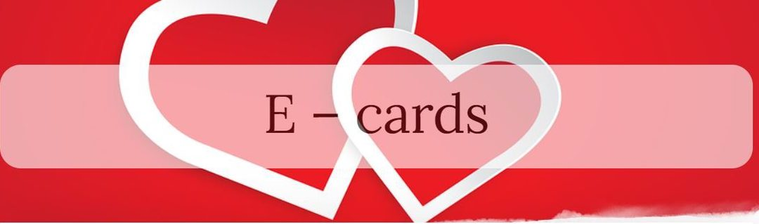 E-Cards now available