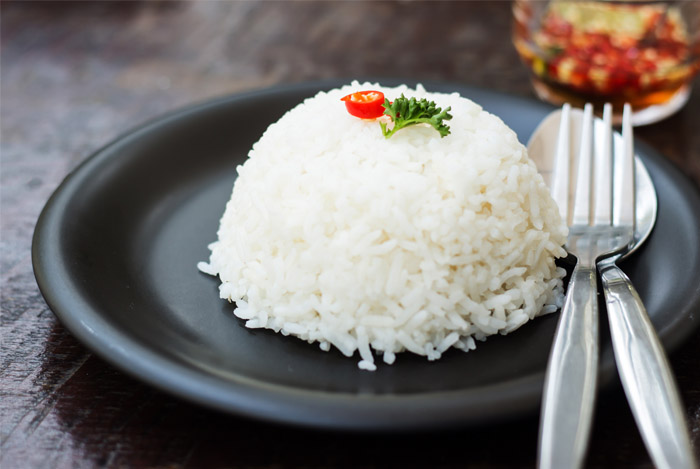 Image result for white rice