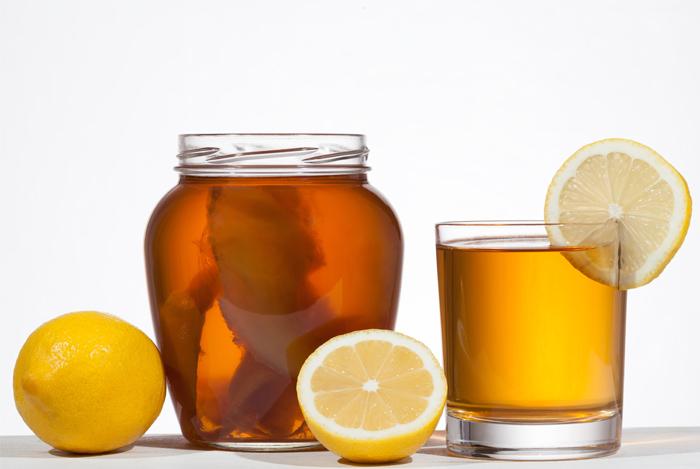 fermented beverage