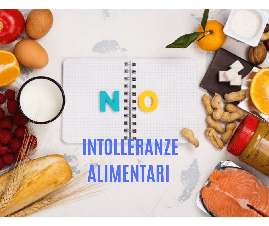 Intolleranze alimentari e gonfiori addominali