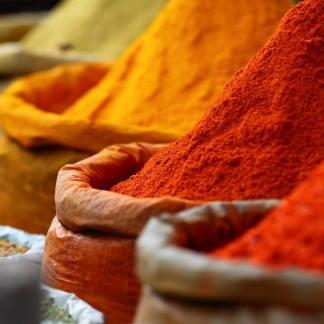 Ekologiska Kryddor, Pulver & Oljor