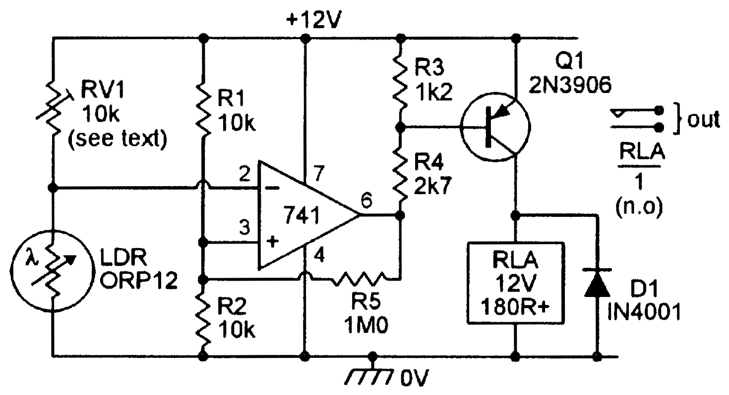 Wrg Sensor Operated Light Wiring Diagram