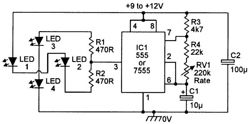 Battery Powered Led Light Bar