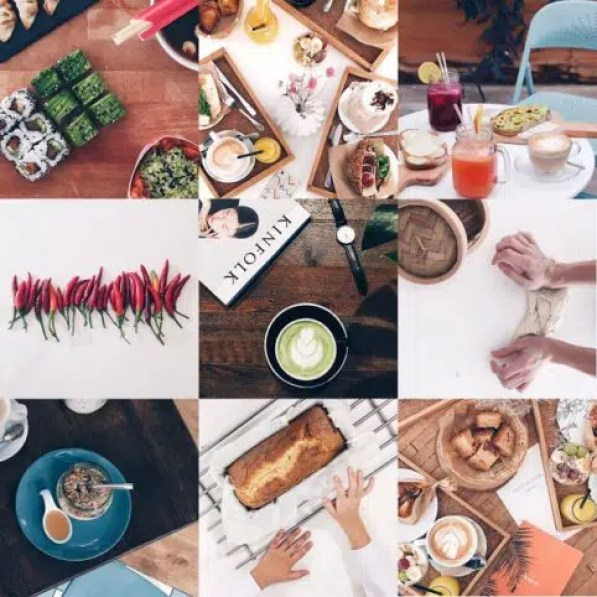 Concurso Instagram Nutricionista