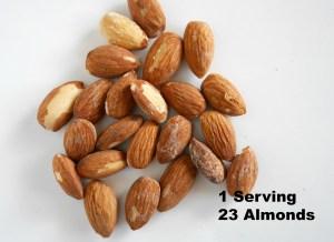 #Almonds