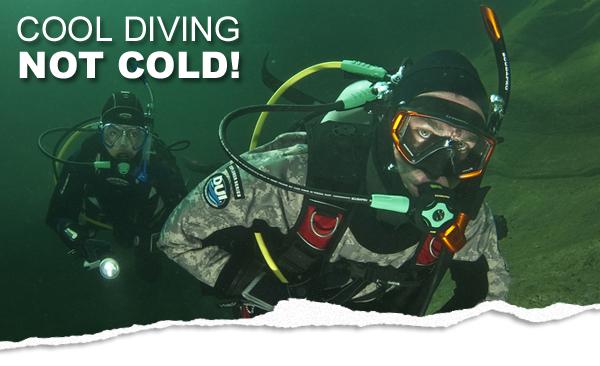 diving in essex