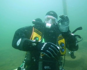 Scuba Diving at Stoney Cove