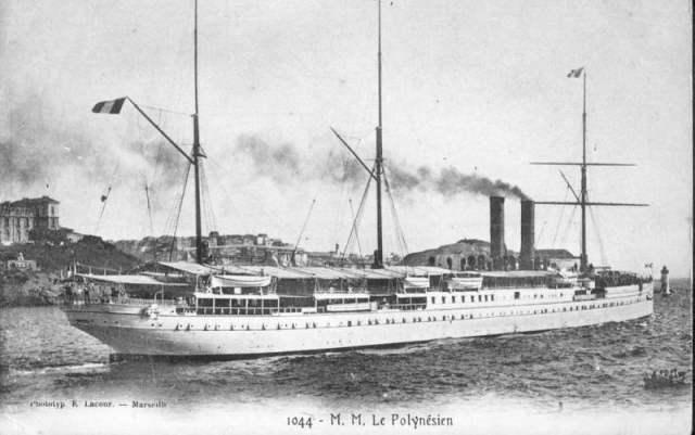 polynesia wreck