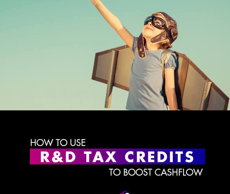 How to boost working capital using Research & Development Tax Credits