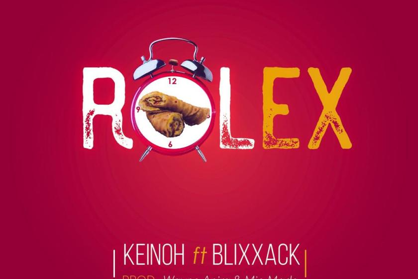 Here is new single from Keinoh – 'Rolex' ft. Blixxack