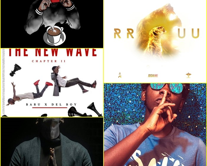 All 2018  Albums & Mixtapes plus where to get them