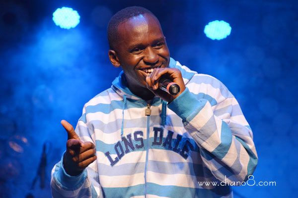 St. Nelly Sade inspires young rappers at Uganda Calling [Video]