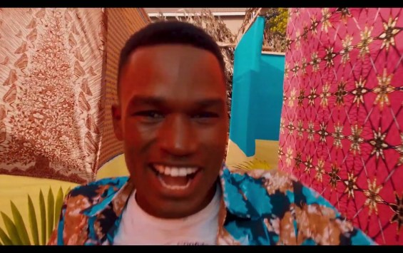 "Naxa's ""Dance"" visual ft. Kelly is stunning and dope"