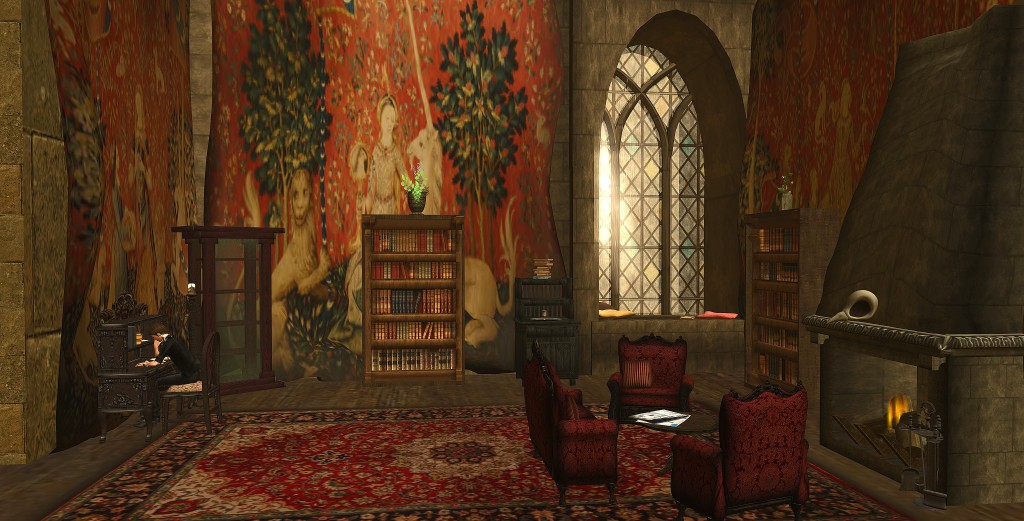 Common Room - Gryffindor