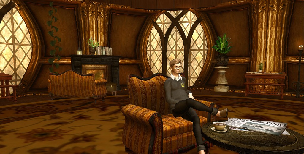 Common Room - Hufflepuff