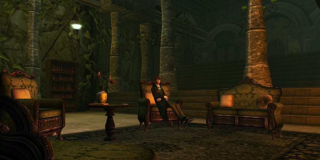 Common Room - Slytherin2