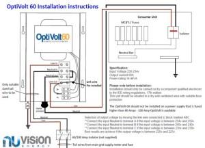 The OptiVolt Installation Guide