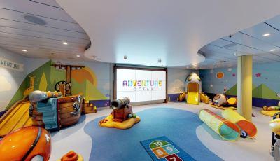 Oasis of the Seas Adventure Ocean Junior 3D Model