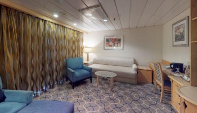 Navigator of the Seas- Grand Suite 2 Bedroom 3D Model
