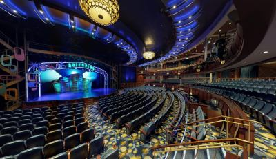 Symphony of the Seas- The Royal Theater 3D Model