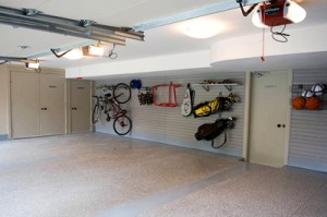 Custom Garage Storage Solutions     Nuvo Garage garage interior design   home staging