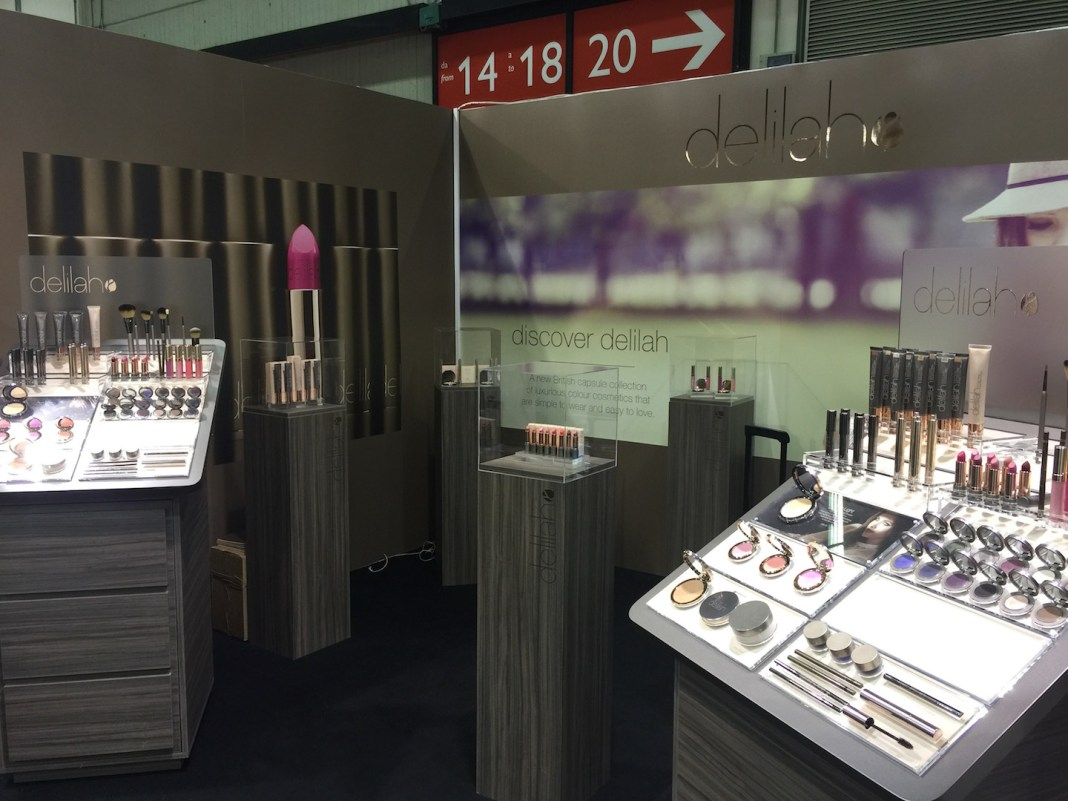 Cosmoprof 2016 make up