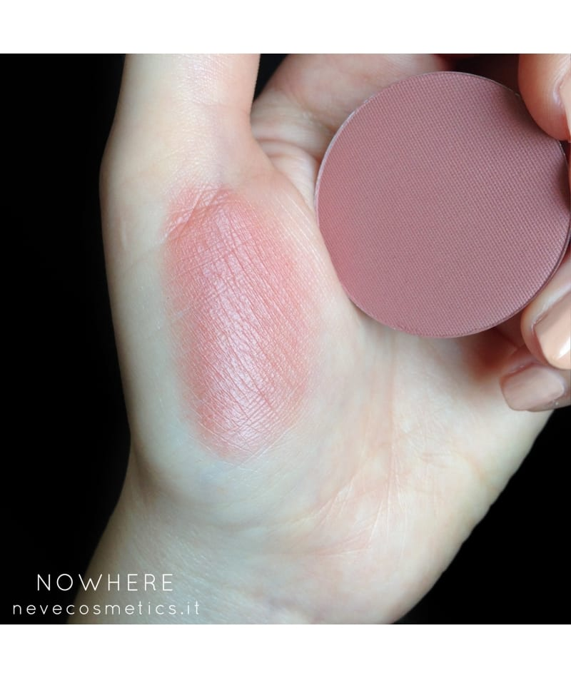 Blush in cialda Nowhere