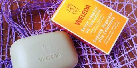 Weleda sapone