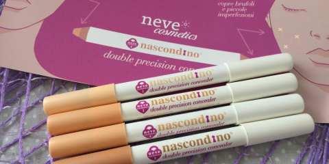 Nascondino Double Precision Concealer Neve Cosmetics