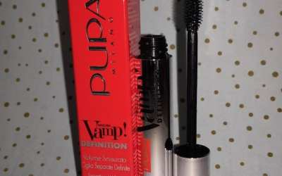 Pupa Vamp! Definition Mascara