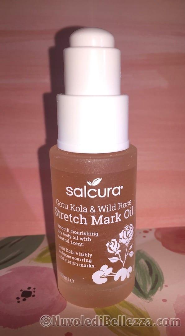 Gotu Kola & Wild Rose Stretch Mark Oil