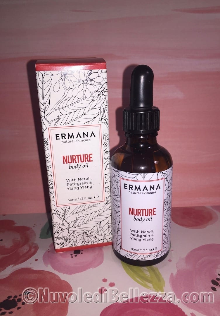 Ermana Nurture Body Oil