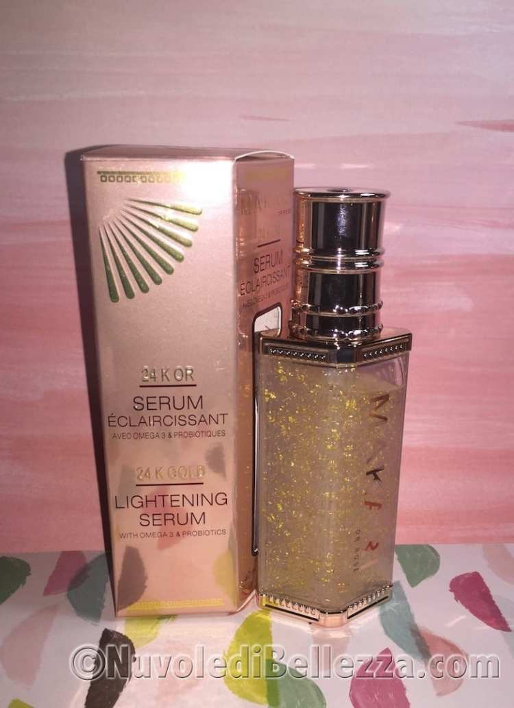Makari 24K Gold Lightening Serum-