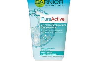 Garnier Gel Detergente Esfoliante
