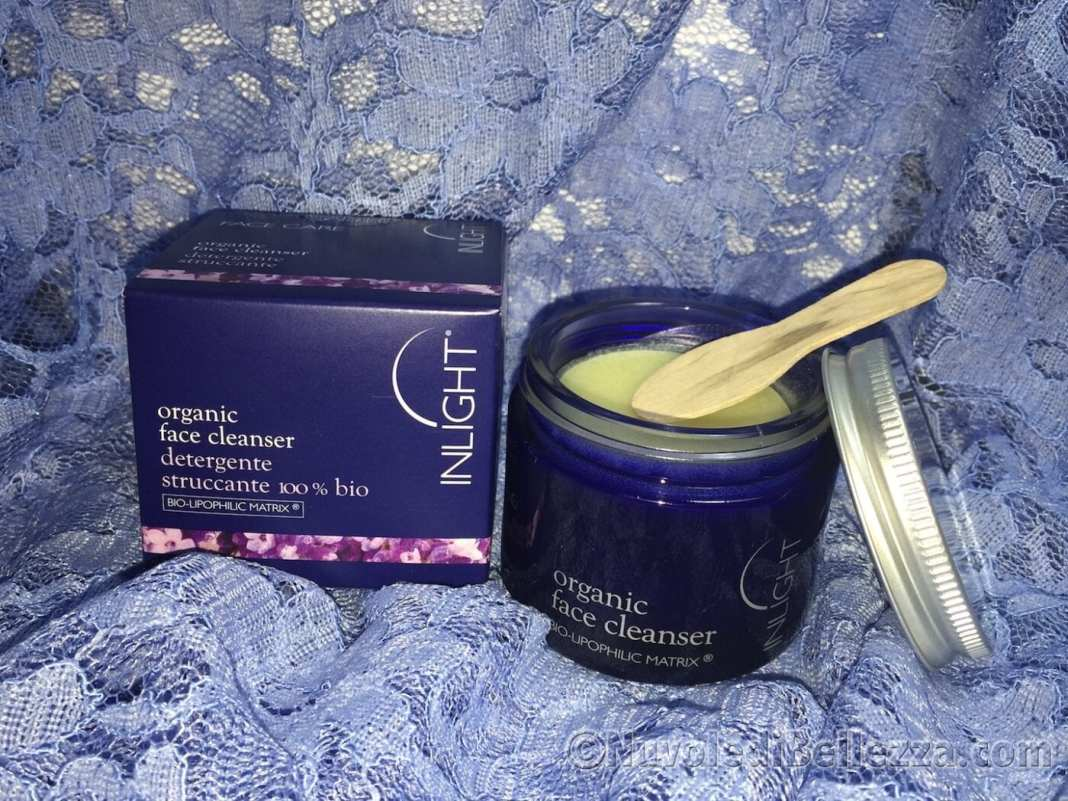 Inlight Cemon Organic Face Cleanser