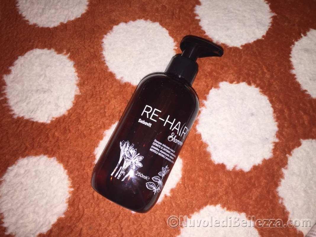 Shampoo Re Hair Sebovit