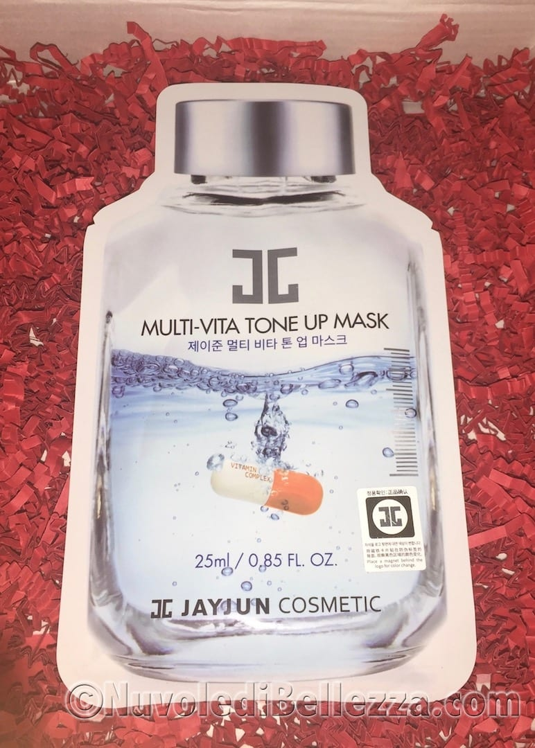 JayJun Multi-Vita Tone Up Mask