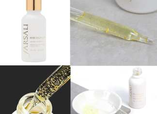 Farsali Rose Gold Elixir Olio Viso