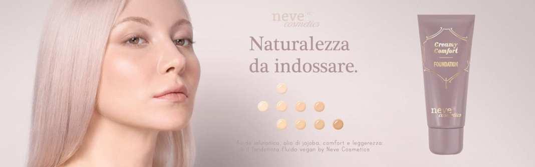 Fondotinta Liquido Neve Cosmetics Creamy Comfort