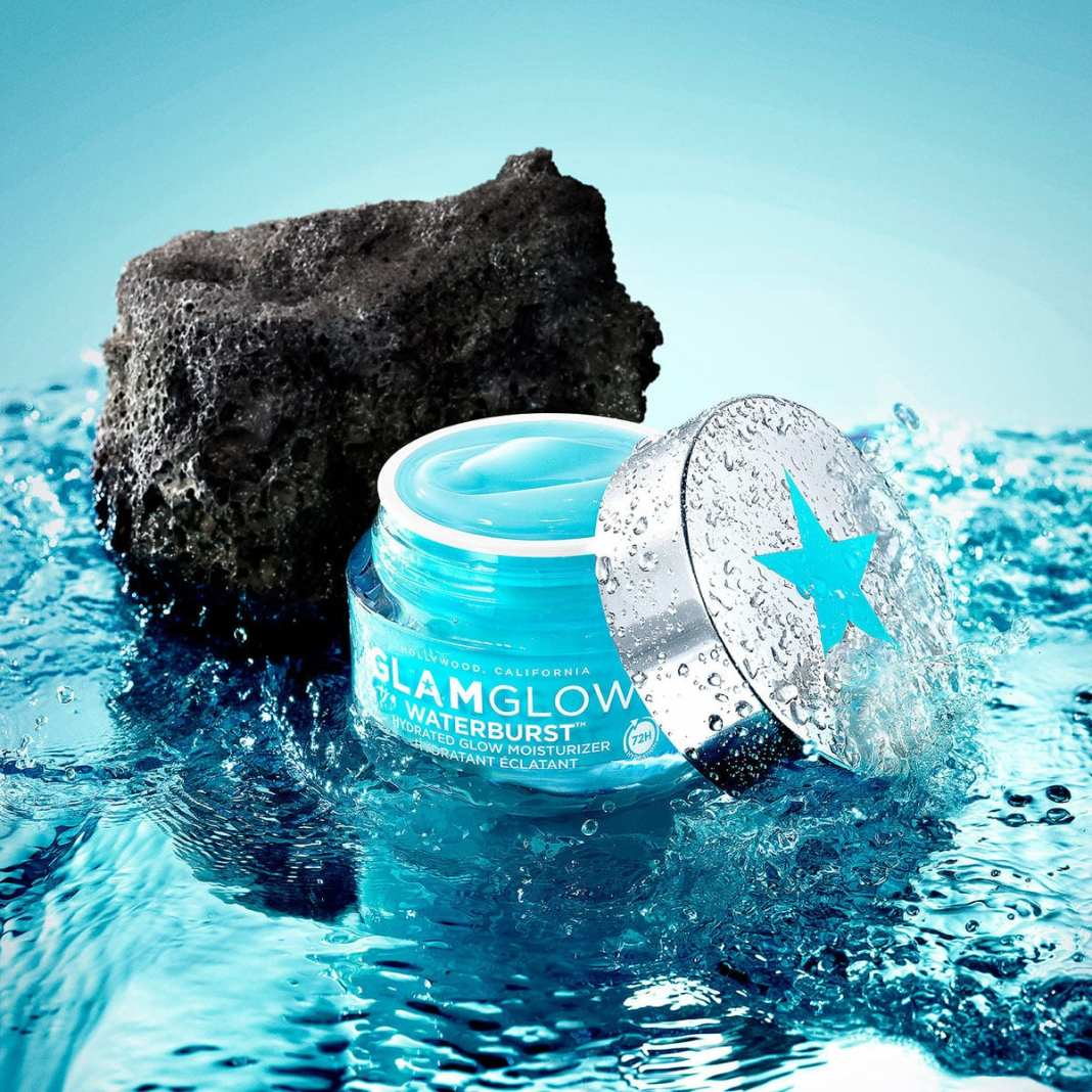 GlamGlow Waterburst Hydrated Glow Moisturizer