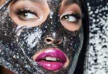 Glitter Mask GlamGlow Gravity Mud
