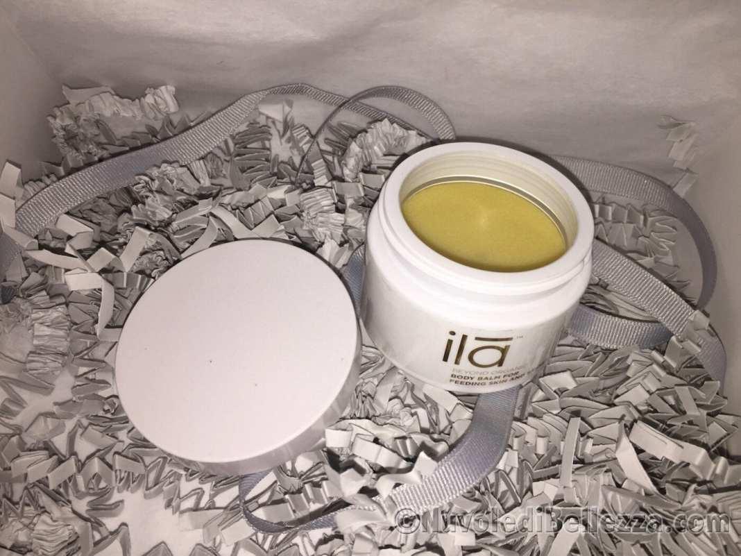 Ila Spa Body Balm For Feeding Skin & Senses Travel size