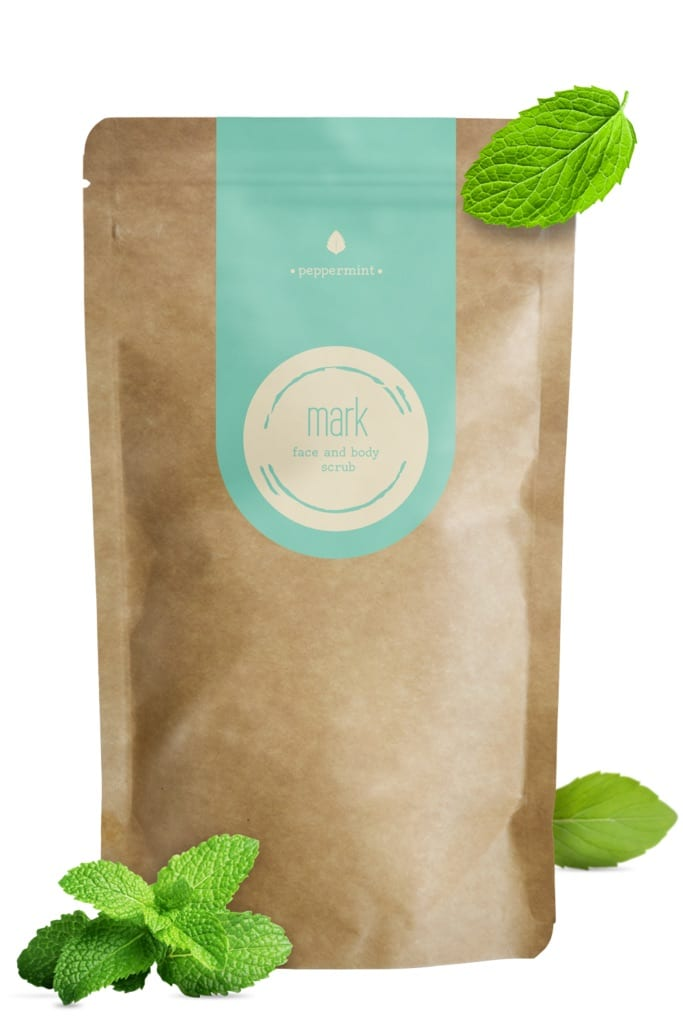 Mark Mint Face and Body Scrub