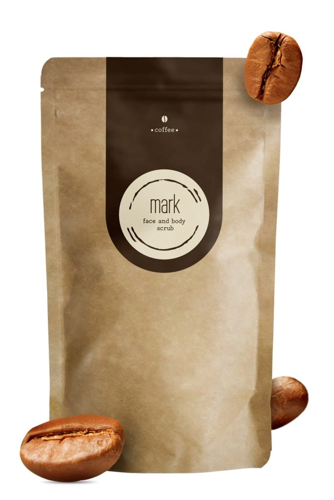 Mark Coffee Original Face and Body Scrub